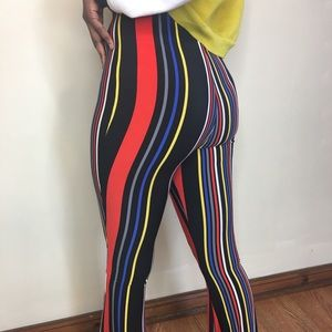 NWOT Vacay Striped Pants